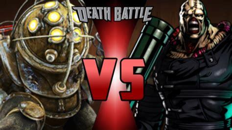 Big Daddy Vs Nemesis Death Battle Fanon Wiki Fandom