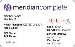 medicare phone number for members michigan information meridian