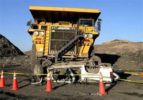 mining mayhem rear dumper  light vehicle