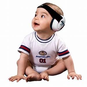 Casque Bébé Anti Bruit : casque pour bebes em 39 s 4 bubs blanc ~ Melissatoandfro.com Idées de Décoration
