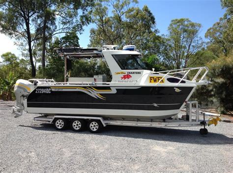 Used Boat For Sale Qld by Sailfish 7500 Commercial Commercial Vessel Boats