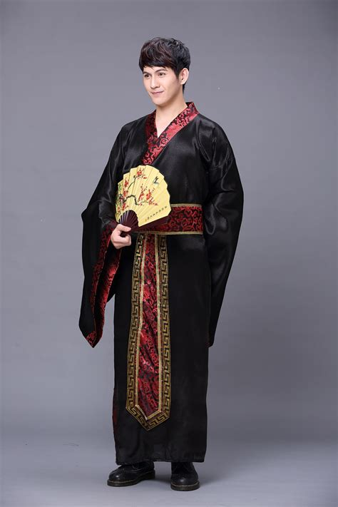 Popular Mens Chinese Costume-Buy Cheap Mens Chinese Costume lots from China Mens Chinese Costume ...