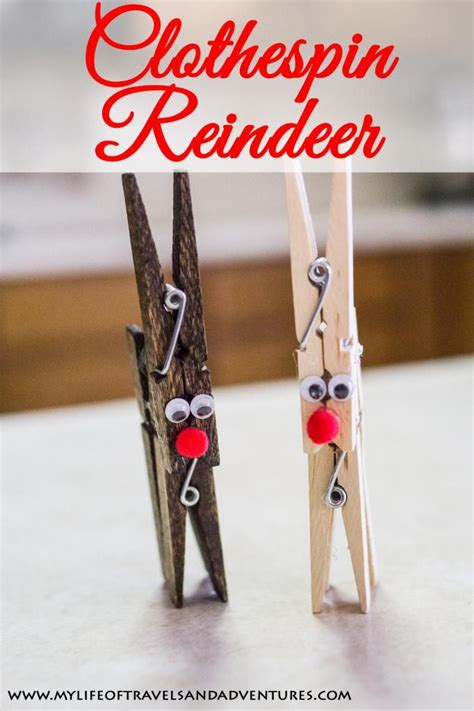 1000 ideas about christmas clothespin crafts on pinterest xmas crafts diy christmas
