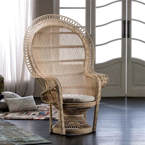 fauteuil emmanuelle en rotin fauteuils rotin burri emmanuelle 3682