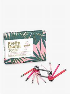Pretty And Useful : pretty useful tools 9 in1 multi tool paradise pink at john lewis partners ~ Watch28wear.com Haus und Dekorationen