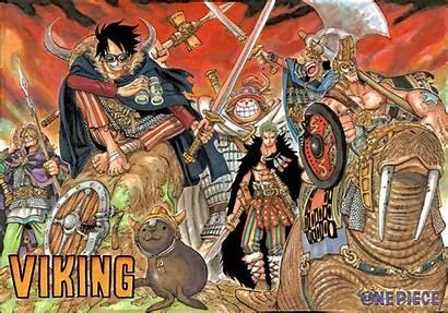 Piece Epic Anime Background