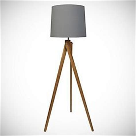 wooden tripod floor l with grey shade wooden tripod floor l tripod and floor ls on pinterest