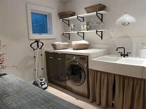 21 best basement laundry room design ideas for you for Best designed laundry rooms