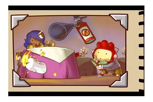 scribblenauts unlimited for pc free download