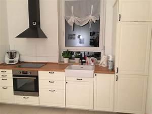 Garten Küche Ikea : gebraucht k che ikea landhausstil bodbyn cremewei in ~ Lizthompson.info Haus und Dekorationen