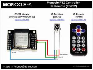 Monocle  View  U0026 Control Ip Cameras With Alexa  U0026 Arduino
