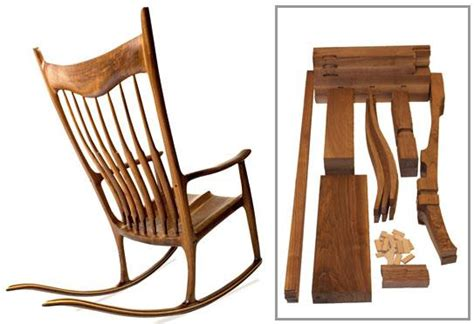 Maloof Rocking Chair Router Bits by Buy Arm Chair Woodworking Plans Build By Own