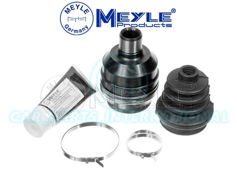 meyle front right cv joint kit drive shaft inc boot