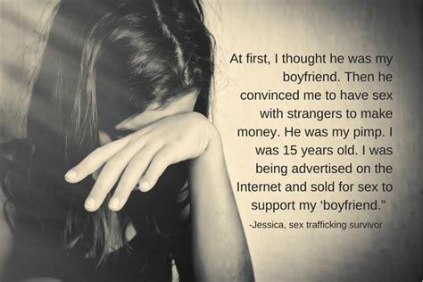 Sex Trafficking Victim Testimony Barb Roose
