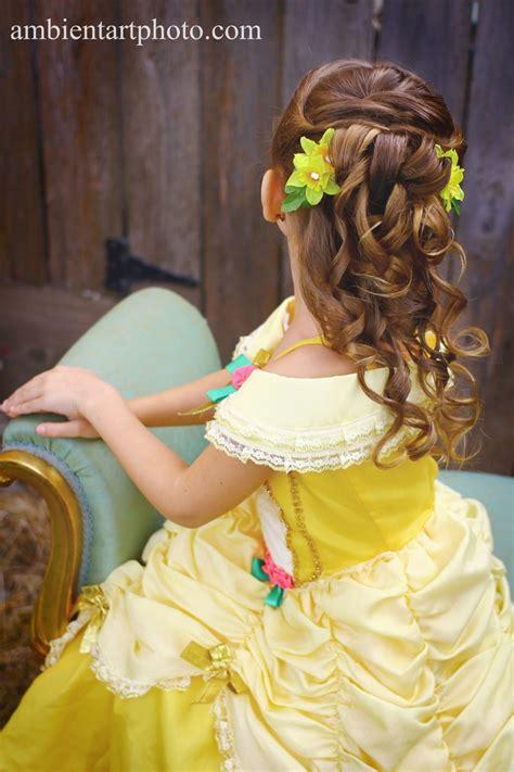 princess belle hairstyle fade haircut