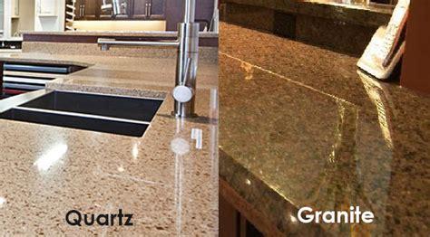 kitchen countertops quartz  granite blog fenesta