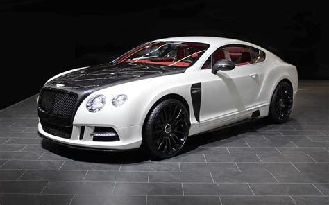 Mansory Bentley Continental Gt Wallpaper
