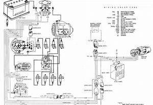 1967 Mustang Alternator Wiring Diagram