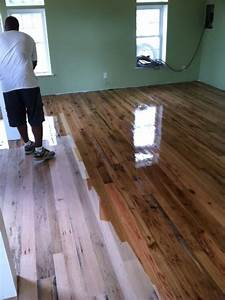17 best images about reclaimed barn wood flooring on With barnwood hardwood floors