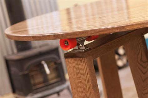 round table grass valley custom 5 39 round cupping table skateboard lazy susan