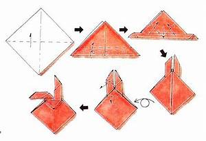 Pliage Serviette Lapin Simple : konijn servet vouw ~ Melissatoandfro.com Idées de Décoration