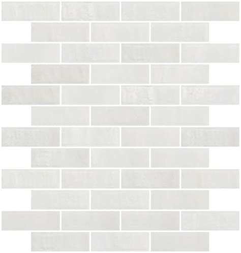architecture modern subway tile pattern white glass