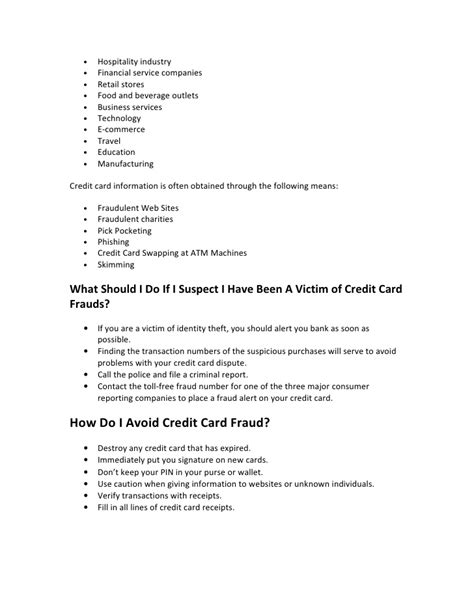 How to spot and dispute fraudulent credit card charges. How Credit Card Fraud Happens and How You Can Protect Yourself