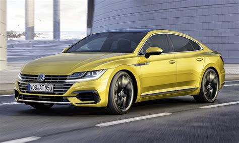 Vw Says New Arteon Will Pull Over If You Black Out Motogk