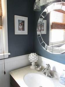 lowes valspar relaxed navy your time draws near With valspar bathroom paint colors