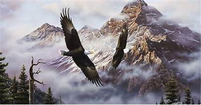 American Eagle Flag Desktop Native Wallpapers Patriotic