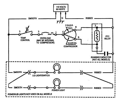 walk  freezer defrost timer wiring diagram  wiring diagram