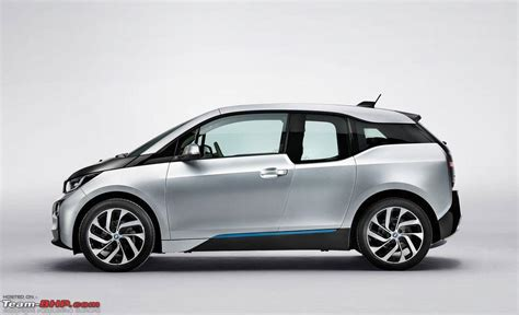 Bmw I3 Hatch Breaks Cover Production Version, Prices