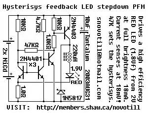 led buck pfm powers led with constant current starting With part 1 constant voltage mode power pcb for led strips