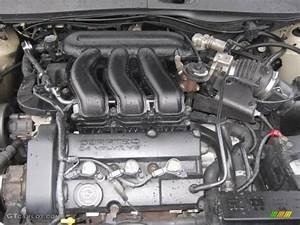 2000 Mercury Sable Ls Premium Sedan 3 0 Liter Dohc 24