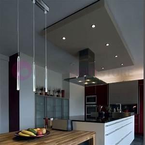 waterfalls sospensione con base a soffitto l led design moderno cattaneo with led per interni