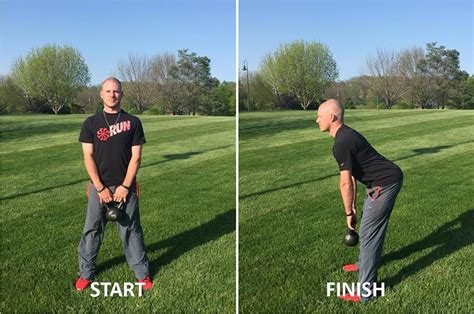 kettlebell golf deadlift effects exercises improve game kb