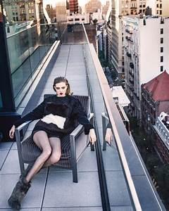 Cold Weather Fashions (Vogue Korea)