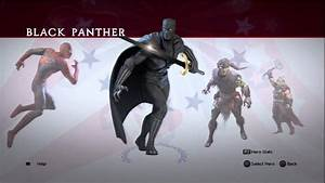 Marvel Ultimate Alliance 2 All Character Show Youtube