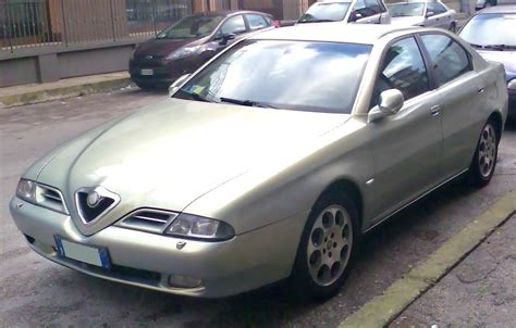 File2002 Alfa Romeo 166 Goldjpg  Wikimedia Commons