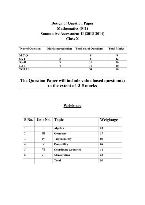 printables model question paper for lkg cbse