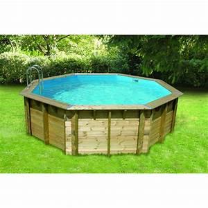 Piscine Bois Ubbink : ubbink piscine bois ocea octogonale piscine shop ~ Mglfilm.com Idées de Décoration