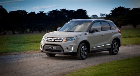 Suzuki Vitara by Review 2017 Suzuki Vitara Review