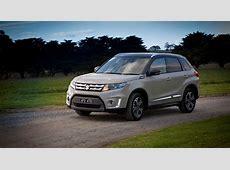 Review 2017 Suzuki Vitara Review