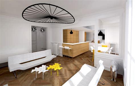 cuisine ouvert sur salon best decoration a vivre gallery ridgewayng com