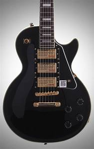 Epiphone Les Paul Black Beauty 3 Electric Guitar