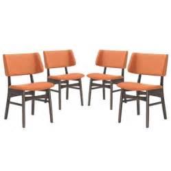 modway vestige dining side chair set of 4 walmart