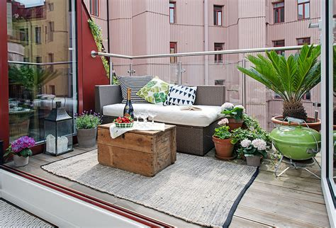 Home Terrace : Urban Residence With Charming Terrace