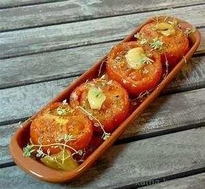 Tapas Gebackene Knoblauch Tomaten Rezept