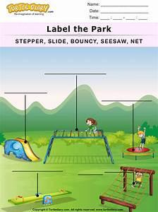 Label The Park Worksheet