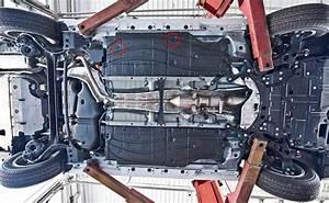 Prius Undercarriage